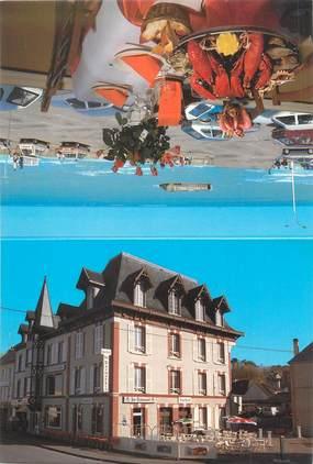 """CPSM FRANCE 14 """"Arromanches, hôtel de Normandie"""""""