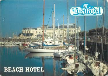 """CPSM FRANCE 14 """"Trouville, Beach Hôtel"""""""