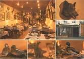 "45 Loiret CPSM FRANCE 45 ""Courtenay, restaurant Le Raboliot"""
