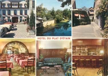 """CPSM FRANCE 28 """"Brou, hôtel du Plat d'Etain"""""""