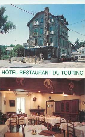"CPSM FRANCE 30 ""L'Esperou, hôtel restaurant du Touring"""