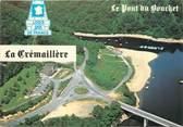 """63 Puy De DÔme CPSM FRANCE 63 """"Miremont, hôtel restaurant La Crémaillère"""""""
