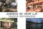 """81 Tarn CPSM FRANCE 81 """"Larroque, auberge du petit lac """""""