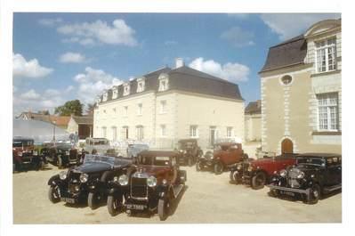 "CPSM FRANCE 49 ""Montreuil Bellay, splendid hôtel, relais du Bellay"""