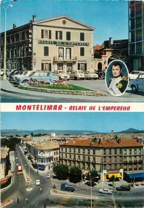 """CPSM FRANCE 26 """"Montélimar, relais de l'empereur"""""""