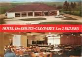 """52 Haute Marne CPSM FRANCE 52 """"Colombey Les deux églises hôtel des Dhuits"""""""