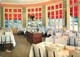 """42 Loire CPSM FRANCE 42 """"Sail Les Bains, grand hôtel, un coin du restaurant"""""""