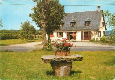 "CPSM FRANCE 15 ""Jaleyrac, auberge de ferme, hôtel restaurant bar"""