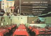 "83 Var CPSM FRANCE 83 ""Aups, hôtel restaurant Saint Marc"""