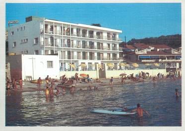 """CPSM FRANCE 83 """"Sanary, hôtel résidence Les Pieds dans l'eau"""""""