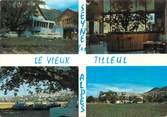 """04 Alpe De Haute Provence CPSM FRANCE 04 """"Seyne les Alpes, le vieux Tilleul, hôtel restaurant"""""""
