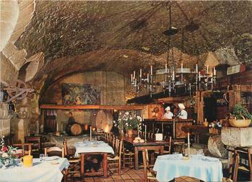 """CPSM FRANCE 84 """"Lourmarin, auberge le moulin"""""""