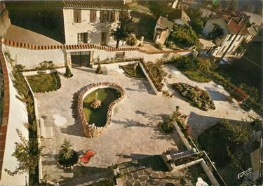 """CPSM FRANCE 66 """"Arles sur Tech, hôtel restaurant les Glycines"""""""