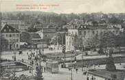 "68 Haut Rhin CPA FRANCE 68 ""Mulhouse, partie de la gare"""