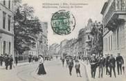 """68 Haut Rhin CPA FRANCE 68 """"Mulhouse, Faubourg de Colmar """""""