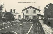 "17 Charente Maritime / CPA FRANCE 17 ""Touron, la villa"""