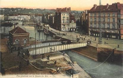 """CPA FRANCE 76 """"Le Havre, le pont Notre Dame"""""""