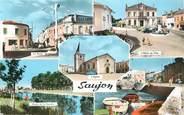 "17 Charente Maritime / CPSM FRANCE 17 ""Saujon"""