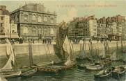 """76 Seine Maritime CPA FRANCE 76 """"Le Havre, le musée et l'anse des pilotes"""""""