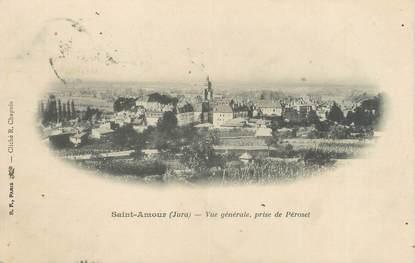 """CPA FRANCE 39 """"Saint Amour, vue générale"""" / Ed. R. CHAPUIS"""