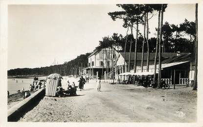 """/ CPSM FRANCE 17 """"Marennes, les hôtels de la plage"""""""