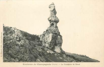 """CPA FRANCE 39 """"Environs de Champagnole, la commère de Sirod"""" / Ed. R. CHAPUIS"""