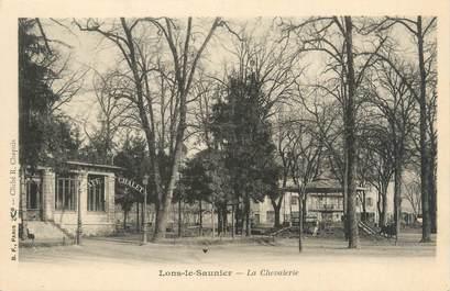 """CPA FRANCE 39 """"Lons Le Saunier, la chevalerie"""" / Ed. R. CHAPUIS"""