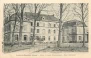 """39 Jura CPA FRANCE 39 """"Lons Le Saunier, école normale d'instituteurs"""" / Ed. R. CHAPUIS"""