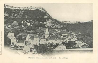 """CPA FRANCE 39 """"Baume les Messieurs, le village"""" / Ed. R. CHAPUIS"""