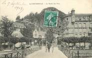 """63 Puy De DÔme CPA FRANCE 63 """"La Bourboule, la roche des Fées"""""""