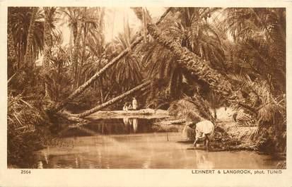 """CPA TUNISIE """"Lehnert & Landrock"""""""