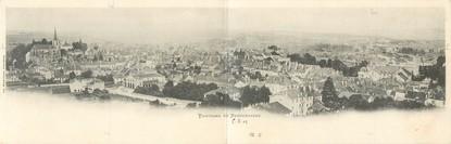 "CPA PANORAMIQUE FRANCE 88 ""Panorama de Neufchâteau"""