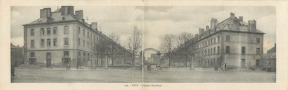 "CPA PANORAMIQUE FRANCE 57 ""Metz, caserne Chambière"""