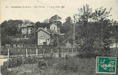 """CPA FRANCE 92 """"Garches, Parc Craon"""""""