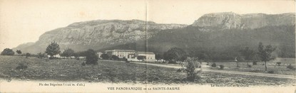 "CPA PANORAMIQUE FRANCE 83 ""Sainte Baume, vue panoramique"""