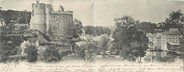 """44 Loire Atlantique CPA PANORAMIQUE FRANCE 44 """"Clisson, les ruines du château"""""""