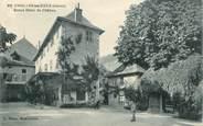 """73 Savoie CPA FRANCE 73 """"Challes les Eaux, grand hotel du Chateau"""""""