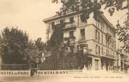"""73 Savoie CPA FRANCE 73 """"Aix les Bains, Grand Hotel du Parc"""""""