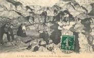 """73 Savoie CPA FRANCE 73 """"Aix les Bains, Fond de la Grotte des eaux sulfureuses"""""""