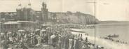 "76 Seine Maritime CPA PANORAMQUE FRANCE 76 ""Dieppe, le bain et le casino"""