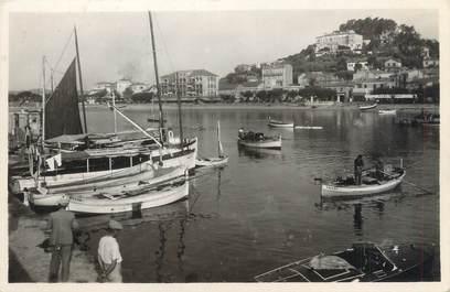 """CPSM FRANCE 83 """"Le Lavandou, le port """""""