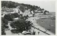"""83 Var CPSM FRANCE 83 """"Le Lavandou, la promenade et la plage"""""""