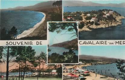 "CPSM FRANCE 83 ""Cavalaire sur Mer"""