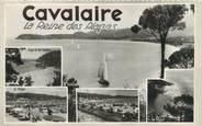 """83 Var CPSM FRANCE 83 """"Cavalaire sur Mer, la reine des Plages"""""""