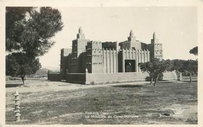 """CPSM FRANCE 83 """"Fréjus, la mosquée du camp militaire"""""""