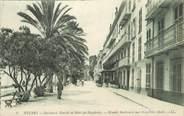 "83 Var CPA FRANCE 83 ""Hyères, boulevard Riondel et hôtel des Hespérides"""
