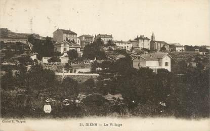 "CPA FRANCE 83 ""Giens, le village """