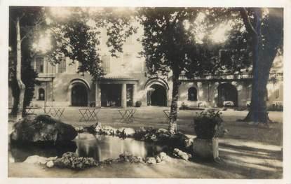 "CPSM FRANCE 83 ""Brignoles, hôtel Château Tivoli"""