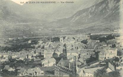 "CPA FRANCE 73 ""Saint Jean de Maurienne"""