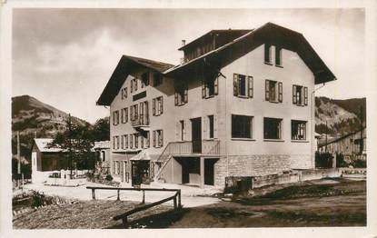 "CPSM FRANCE 73 ""Notre Dame de Bellecombe, Hotel Bellevue"""